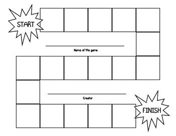 activity cards maker template board template and question cards template by