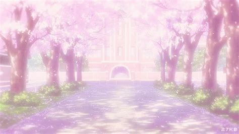 anime nature gif anime nature discover gifs