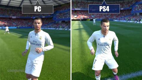 One Graphic 17 fifa 17 demo graphics comparison grafikvergleich pc