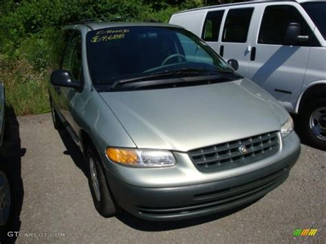 2000 light cypress green pearl chrysler voyager 32340847 gtcarlot car color galleries