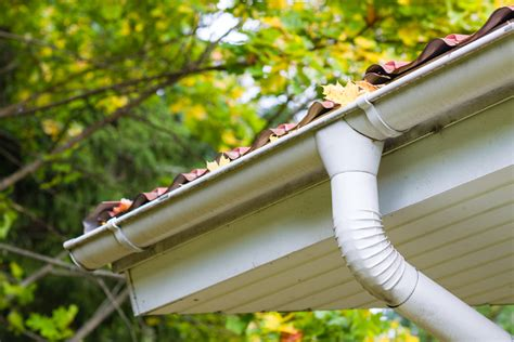 Water Leaks In Basement by Why You Should Keep Your Gutters Amp Downspouts Clean In The