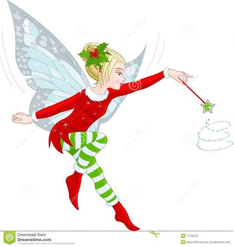 imagenes de navidad hadas hada de la navidad fotos de archivo imagen 17192533