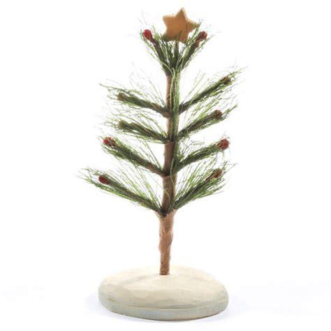 mini charlie brown christmas tree christmas and holiday