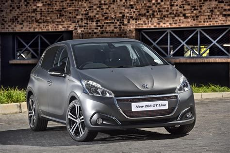 peugeot new cars 2016 the new 2016 peugeot 208 gt line latest news surf4cars