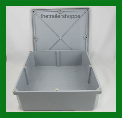 electrical :: junction box :: 12 x 12 x 4 pvc junction box