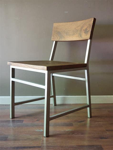 sedia teak sedia in teak e ferro sedia robusta legno massello di teak
