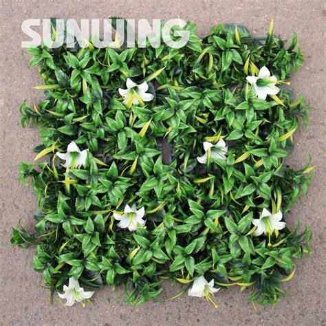 artificial garden flowers buy wholesale outdoor artificial plants from china
