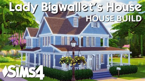 dream house builder online the sims 4 house build lady bigwallet s dream home