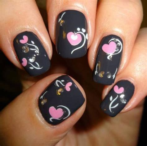 valentines day nail art designs ideas trends