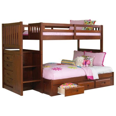 Discovery All In One Bunk Bed Discovery World Furniture Weston Bunk Bed Reviews Wayfair