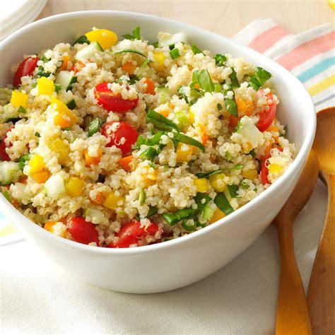 quinoa salad colorful quinoa salad recipe taste of home