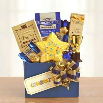 congratulations gift baskets congratulations gift box