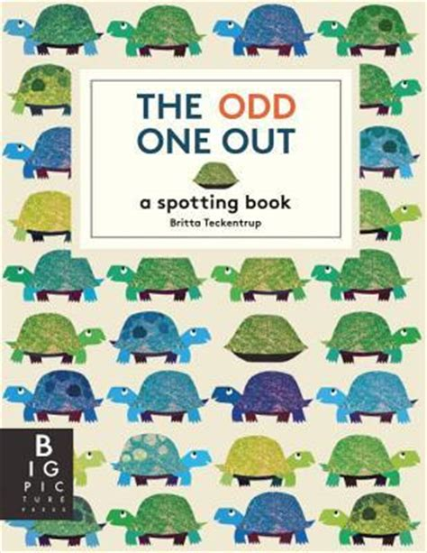 the odd one out the odd one out by britta teckentrup reviews discussion bookclubs lists