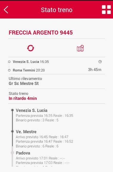 trenitalia mobile biglietteria trenitalia mobile app orari e prezzi per acquisto