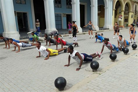 cuba educational activities lack of physical education wikipedia