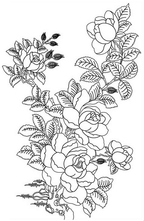 free printable fall flowers printable fall coloring pages print fun autumn and
