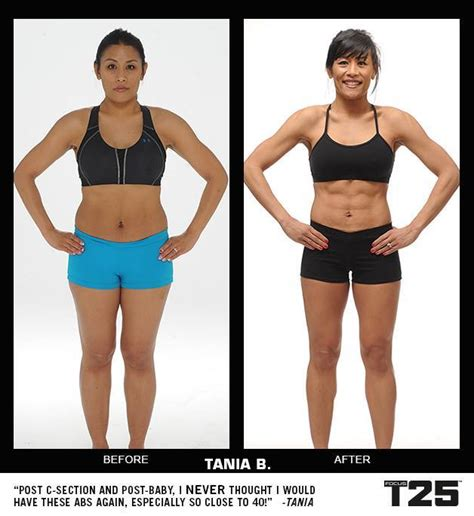 body pump after c section focus t25 before after results fearlessleefit com