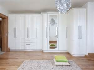 Homebase Kitchen Designer curved doors fitted wardrobes capital bedrooms