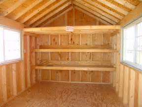 shelves for shed shed interior shed ideas shelves sheds
