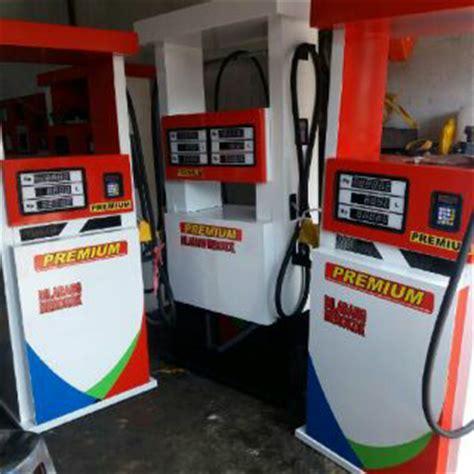 Flow Sensor Alat Ukur Pertamini harga jual pom bensin mini digital portable dan manual