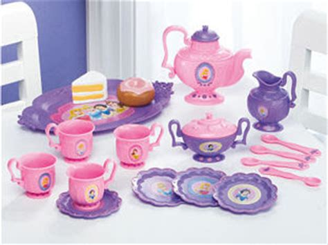 Disney Princess Tea Set workin the deals disney princess tea set 98 cents 5