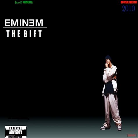 eminem xmas eminem now presents the gift hosted by dj thr1ll dj