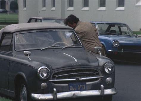 Columbo Auto by Columbo Genres The List