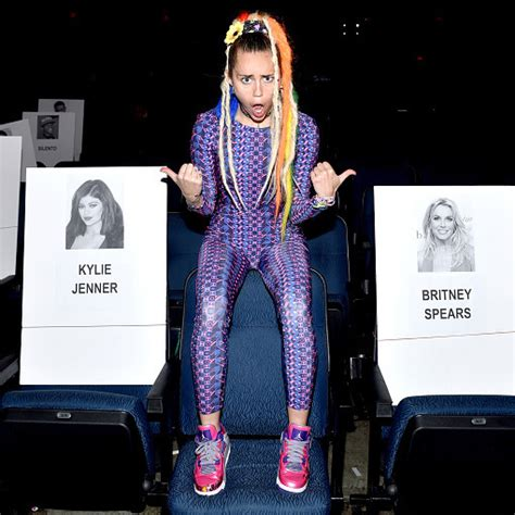 While Rehearsing For The Vmas by Week In Photos Miley Cyrus Biel And