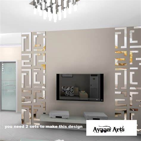 mirror wall sticker 3d wall stickers mirror diy for wall decor
