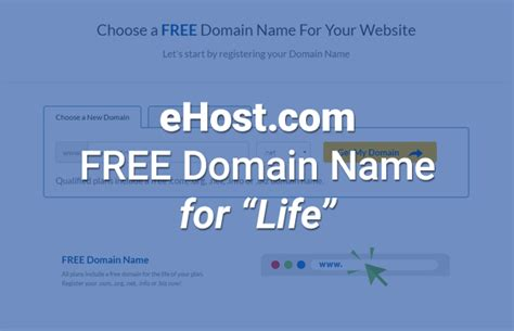 ehost  domain   life   works