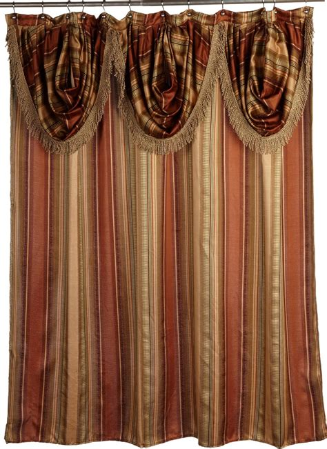 drapes with attached valance curtain with valance attached home design ideas