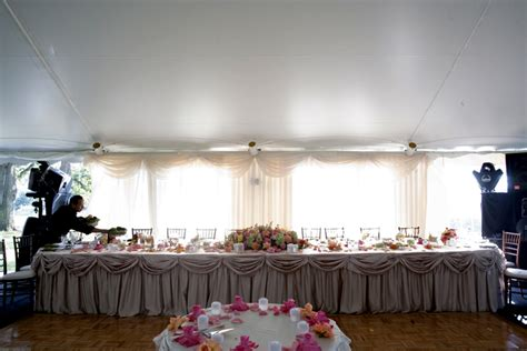What Is Gopixpix Buffet Table Skirting