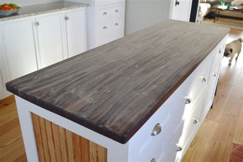 Finishing Butcher Block Countertops by Our Favorite Food Safe Wood Finish How To Finish Butcher