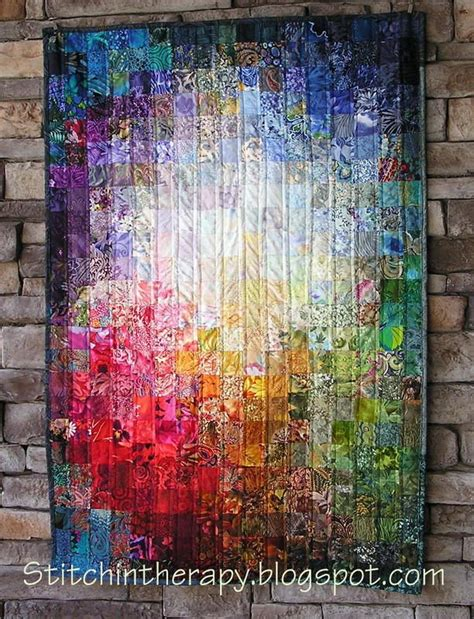 Watercolor Quilts by Watercolor Quilt Ideas