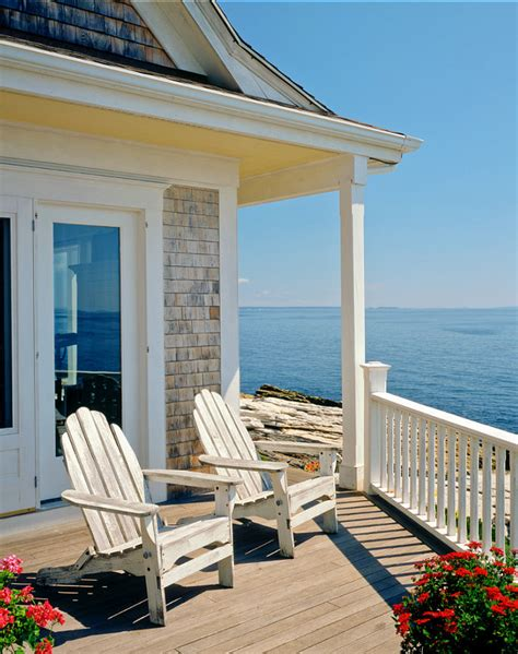 Sea Front Cottages by Oceanfront Shingle Cottage Home Bunch Interior Design Ideas