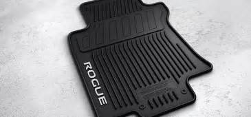 Floor Mats Nissan Rogue 2017 Nissan Rogue All Season Floor Mats 2014 2017 Rubber Oem Ebay
