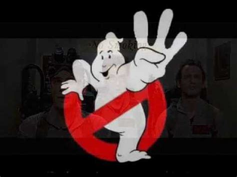 theme song ghostbusters ghostbusters theme song with lyrics youtube