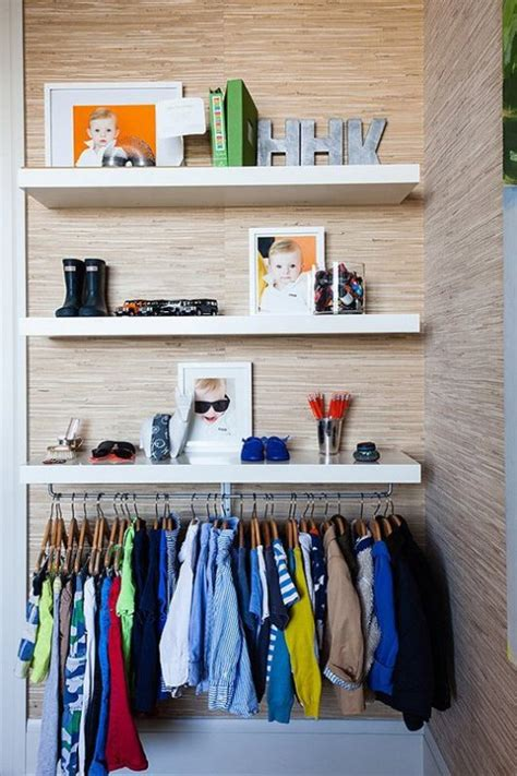 Storage Solutions For Closets by 23 Brilliant Storage Solutions For Rooms Without A