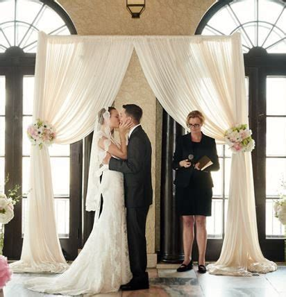 Wedding Arch Rental Chicago by Chuppah Rental Ags Event Creations