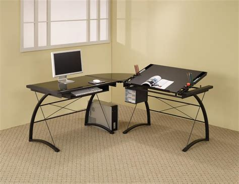 Corner Drafting Table Drafting Table Computer Desk Search My Could Use This Best Tables