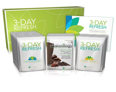 Beachbody Detox Supplement by 3 Day Refresh Review Caterina Passarelli