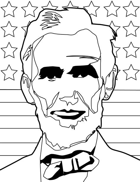 us presidents coloring pages coloringsuite com