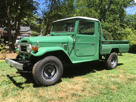 j scow for sale diesel land cruiser for sale 1976 lhd hj45 toyota land