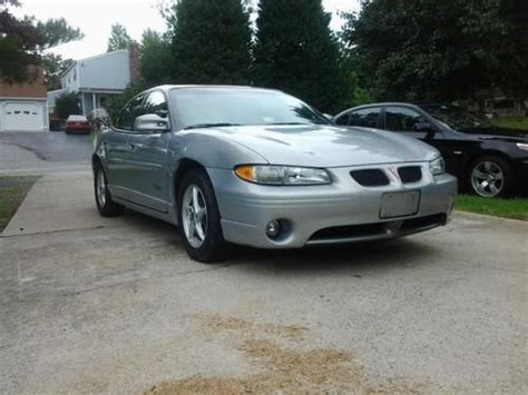 purchase used 2000 pontiac grand prix gtp low miles great shape in mechanicsville virginia