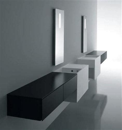 minimalist vanity ultra minimalist bathroom vanity and furniture by cosmic