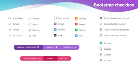 bootstrap tutorial advanced bootstrap checkbox exles tutorial basic advanced