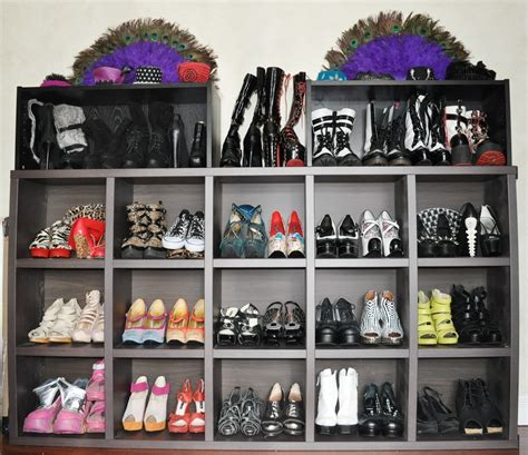 Room For Shoes by Glamorous New Dressing Room Thefashionatetraveller
