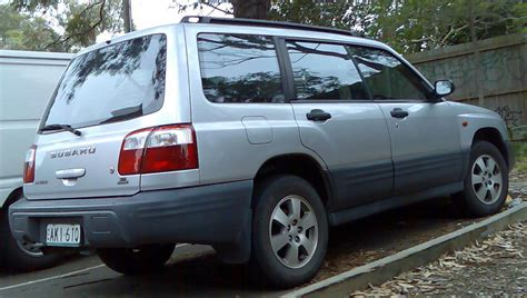 subaru forester 2000 2000 subaru forester information and photos zombiedrive