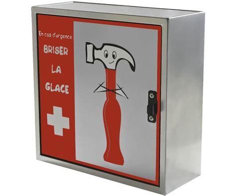Supérieur Armoire A Pharmacie Pour Salle De Bain #6: Boite_a_pharmacie_briser_la_glace_pas_cher_1000_vue_de_travers.jpg