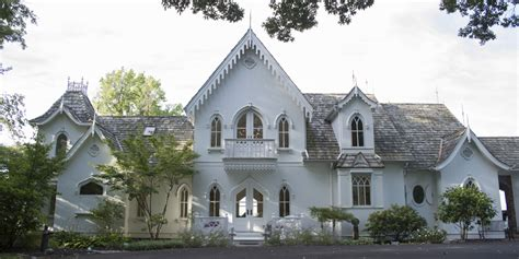 gothic home gothic revival white home tour american gothic house design
